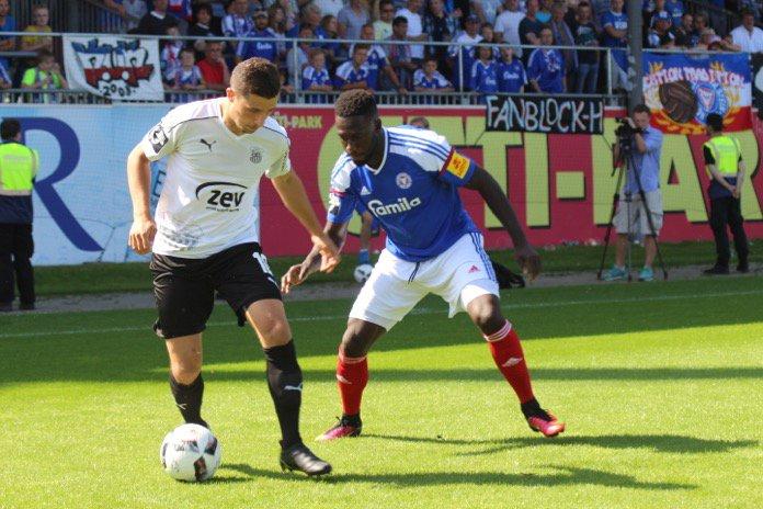3:0 gegen Zwickau - Kiel meldet sich zurück + Bilder