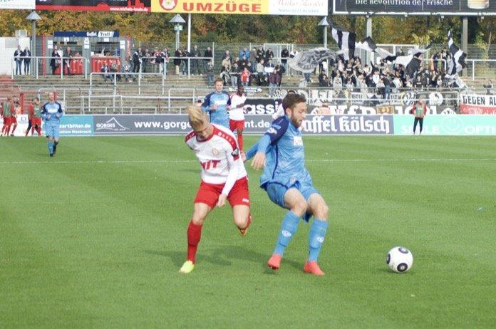 31. Spieltag; VfR Aalen – Fortuna Köln