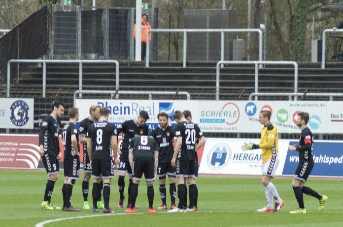 28. Spieltag 16/17: Fortuna Köln - Sonnenhof Großaspach