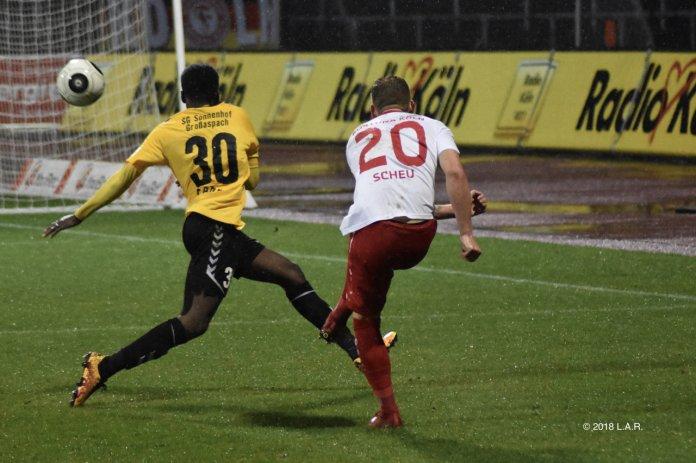30. Spieltag 17/18: Fortuna Köln - Sonnenhof Großaspach