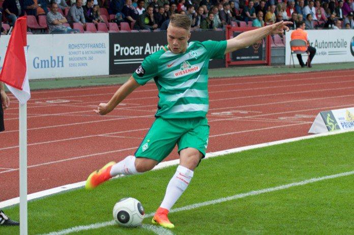 38. Spieltag; SV Werder Bremen II – VfR Aalen
