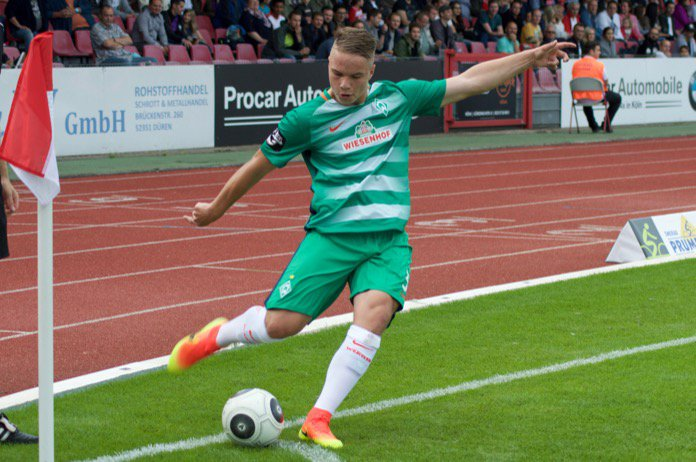 Bremen am 2. Spieltag (Luca Alicia Rogge)