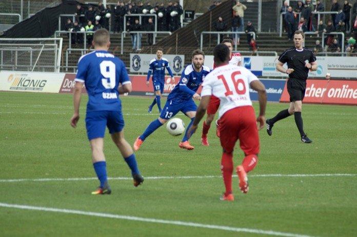 24. Spieltag 16/17: Fortuna Köln - Rot-Weiß Erfurt