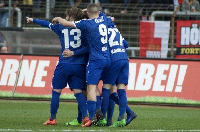 Erfurt siegt in Köln – Spielbericht + Bilder