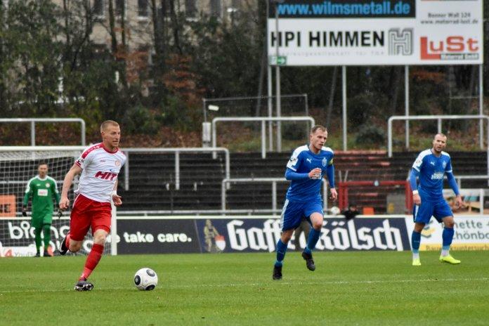 21. Spieltag 17/18: Fortuna Köln - Carl Zeiss Jena - Bild