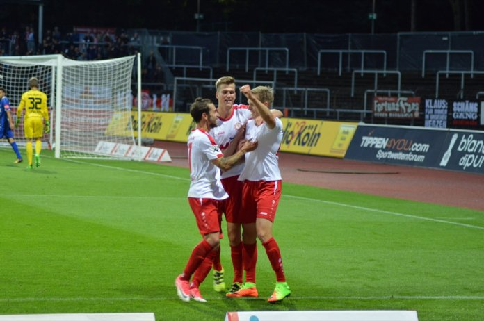 Fortuna Köln: Trainer-Frau gewinnt Tippspiel