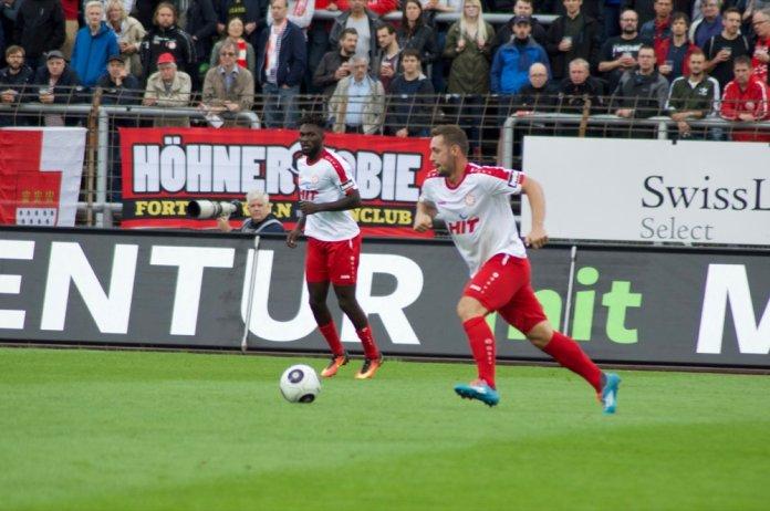 5. Spieltag 17/18: Fortuna Köln - Karlsruher SC