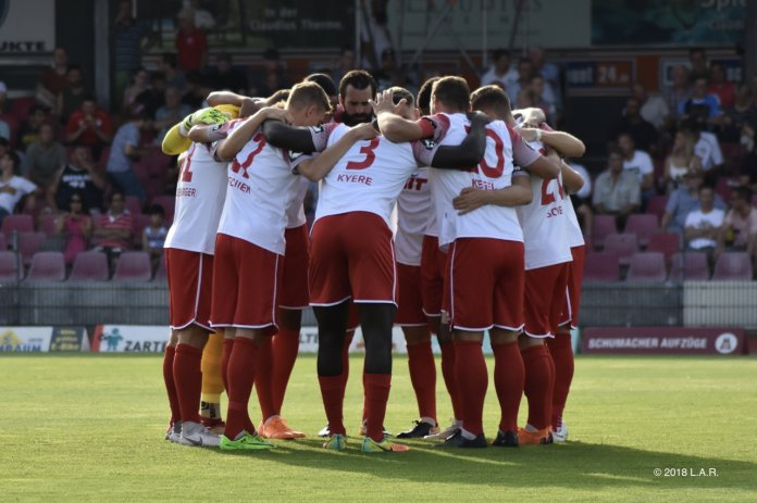 3. Spieltag 18/19: Fortuna Köln - Karlsruher SC
