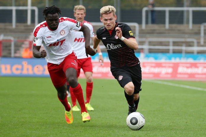 14. Spieltag 17/18: Fortuna Köln - Würzburger Kickers