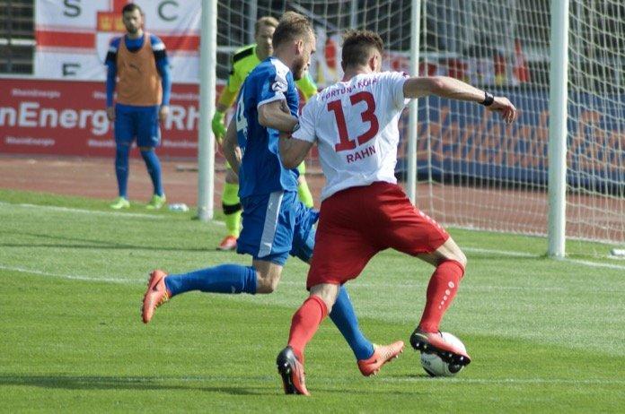 10. Spieltag; Fortuna Köln – Sportfreunde Lotte