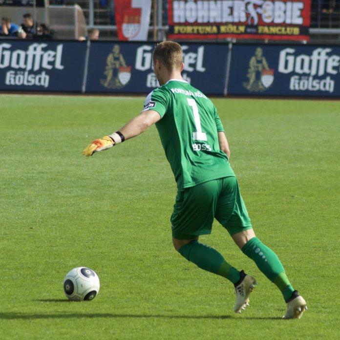 10. Spieltag 17/18: Fortuna Köln - Sportfreunde Lotte
