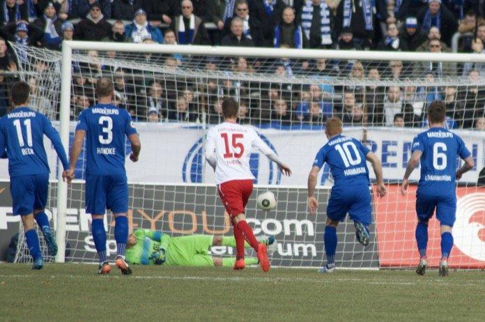 20. Spieltag 16/17: Fortuna Köln - 1. FC Magdeburg