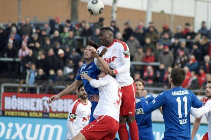 Köln schlägt Magdeburg – Spielbericht + Bilder
