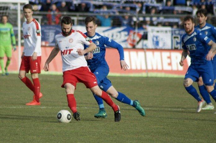 35. Spieltag; 1. FC Magdeburg – Fortuna Köln