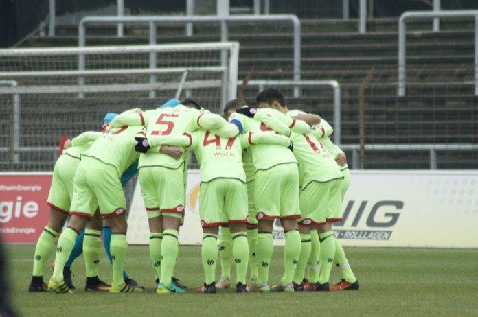 19. Spieltag 16/17: Fortuna Köln - 1. FSV Mainz 05 II