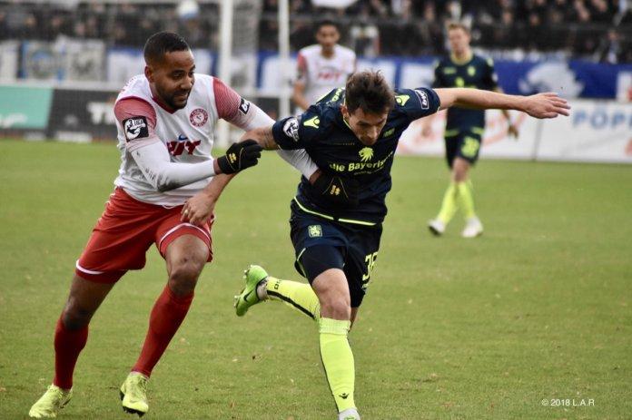 18. Spieltag 18/19: Fortuna Köln - TSV 1860 München