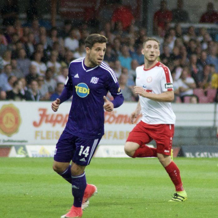 3. Spieltag 17/18: Fortuna Köln - VfL Osnabrück - Bild
