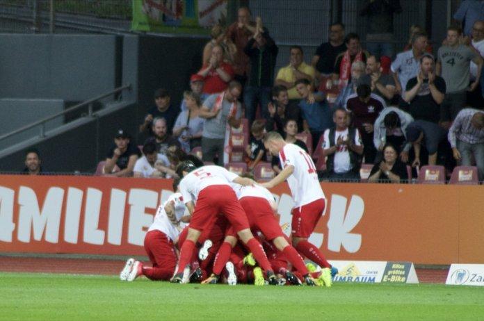 Köln zieht mit Wiesbaden gleich – Spielbericht + Bilder