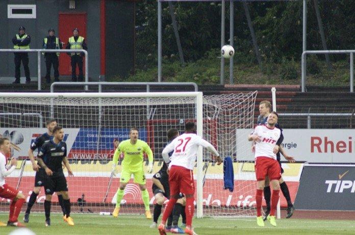 35. Spieltag 16/17: Fortuna Köln - SC Paderborn 07