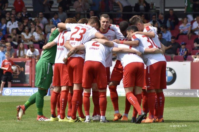 38. Spieltag 17/18: Fortuna Köln - SC Paderborn 07