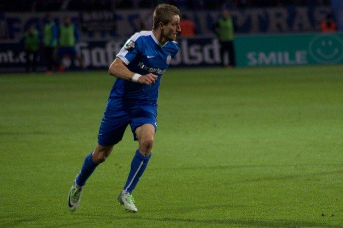 8. Spieltag 16/17: Fortuna Köln - Hansa Rostock