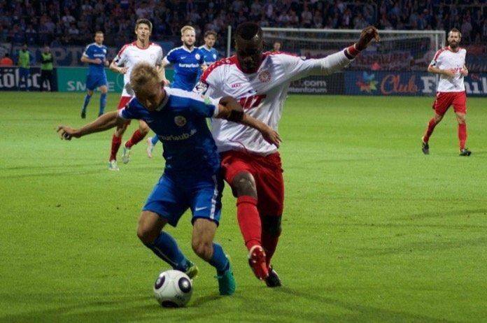 27. Spieltag; Hansa Rostock – Fortuna Köln