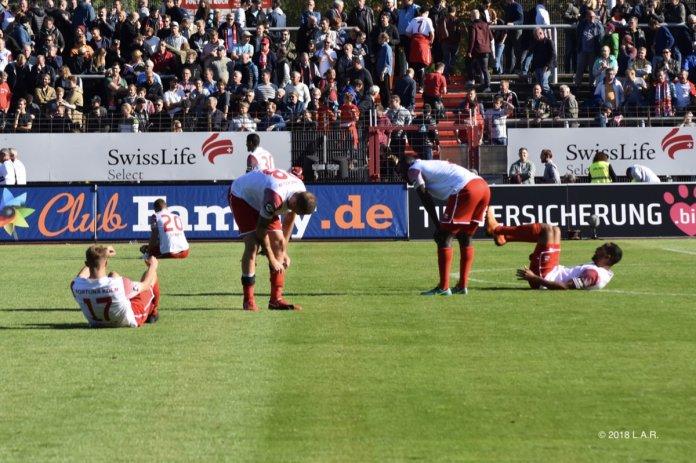 10. Spieltag 18/19: Fortuna Köln - KFC Uerdingen 05 - Bild