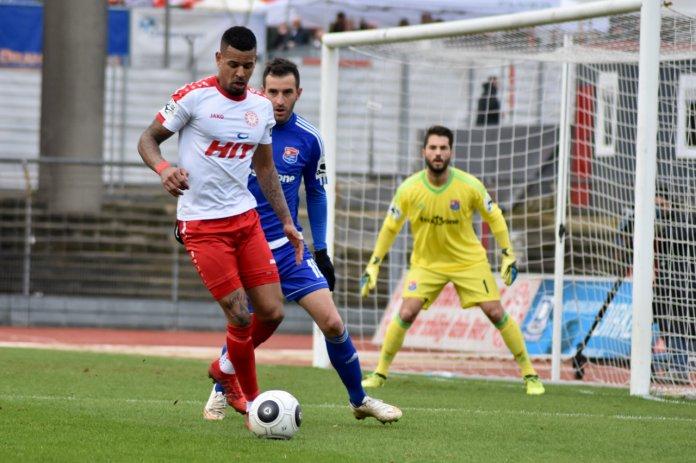 23. Spieltag 17/18: Fortuna Köln - SpVgg Unterhaching