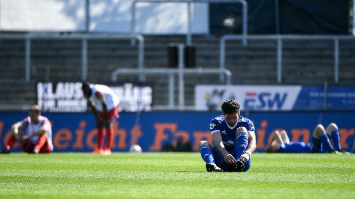 34. Spieltag 18/19: Fortuna Köln - SpVgg Unterhaching