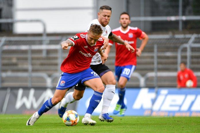 5. Spieltag 19/20: Viktoria Köln - SpVgg Unterhaching