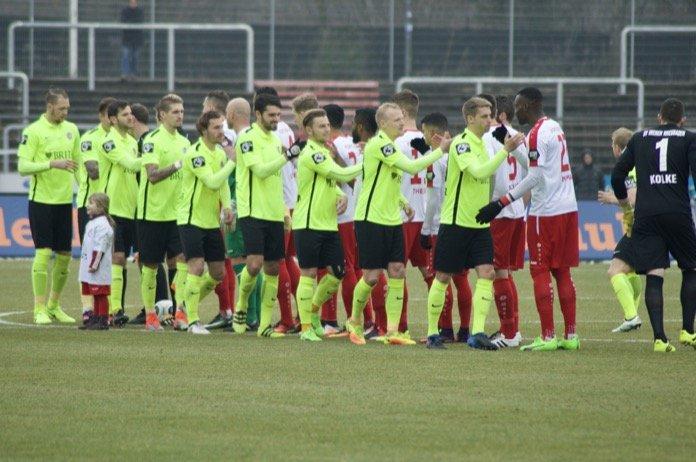 22. Spieltag; Fortuna Köln – SV Wehen Wiesbaden (Stimmen zum Spiel)
