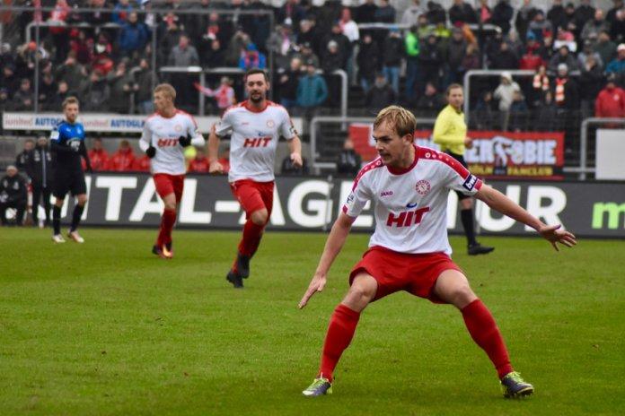 18. Spieltag 17/18: Fortuna Köln - FSV Zwickau