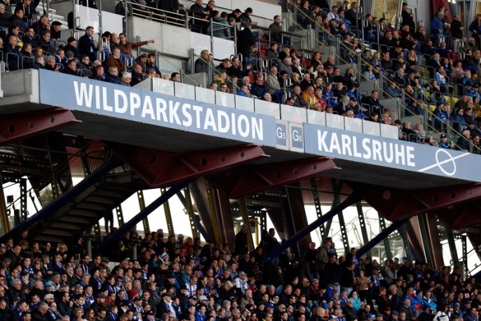 Karlsruher SC erhält Ausnahmegenehmigung