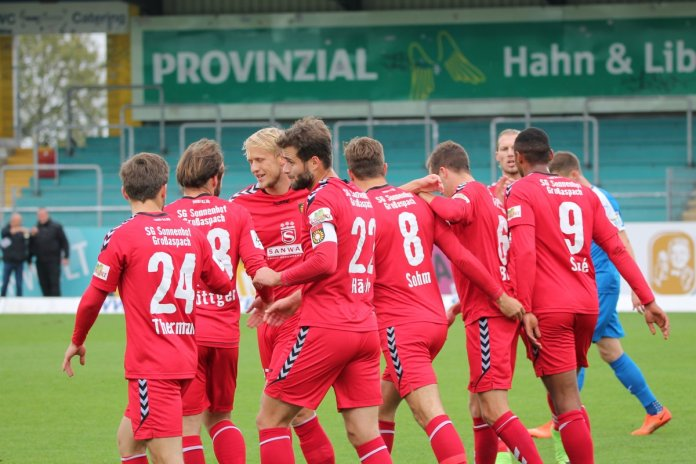 14. Spieltag 17/18: Sportfreunde Lotte - Sonnenhof Großaspach