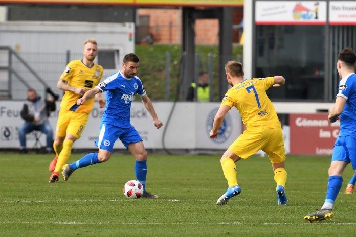 30. Spieltag 18/19: Sportfreunde Lotte - Eintracht Braunschweig