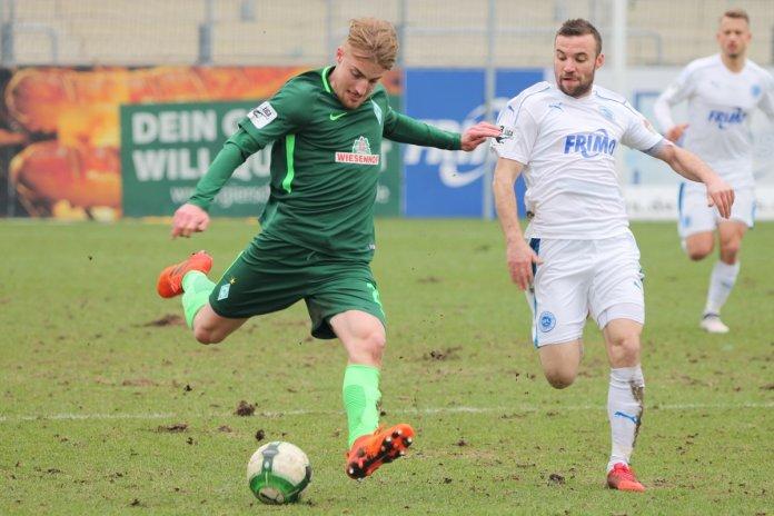 Lotte verpasst Bremen in der Nachspielzeit den Knockout – Spielbericht + Bilder