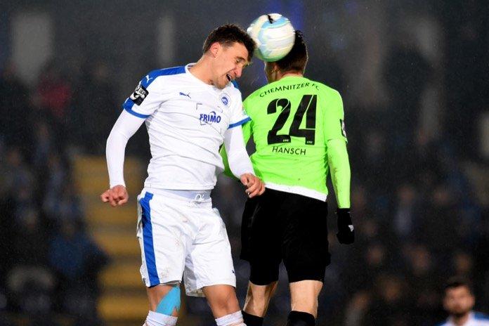 Chemnitzer FC: Florian Hansch bleibt