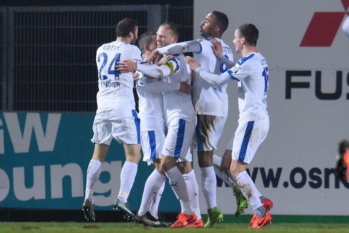 24. Spieltag; SF Lotte – Chemnitzer FC (Stimmen zum Nachholspiel)