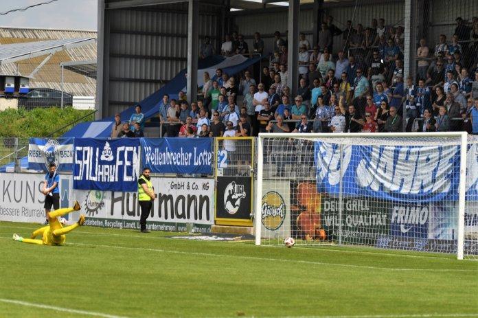 38. Spieltag 18/19: Sportfreunde Lotte - Würzburger Kickers (Teil 2)