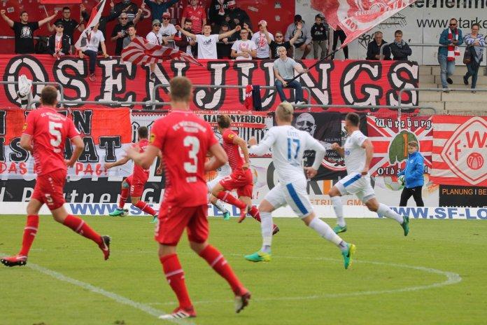 36. Spieltag 17/18: Sportfreunde Lotte - Würzburger Kickers Teil 2