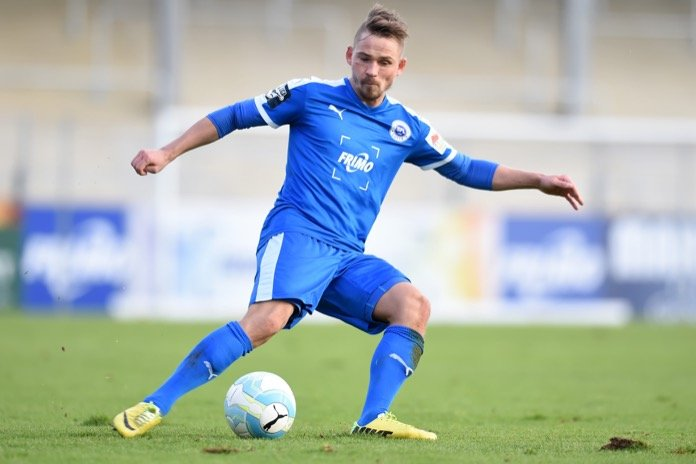 15. Spieltag; Sportfreunde Lotte – SC Paderborn