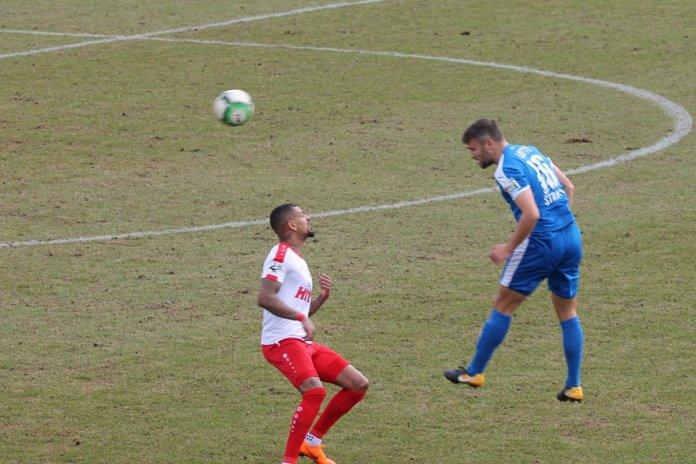 29. Spieltag 17/18: Sportfreunde Lotte - Fortuna Köln