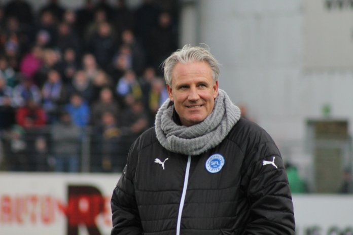 16. Spieltag 17/18: Sportfreunde Lotte - SV Meppen
