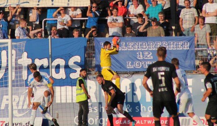 1. Spieltag 18/19: Sportfreunde Lotte - SV Meppen