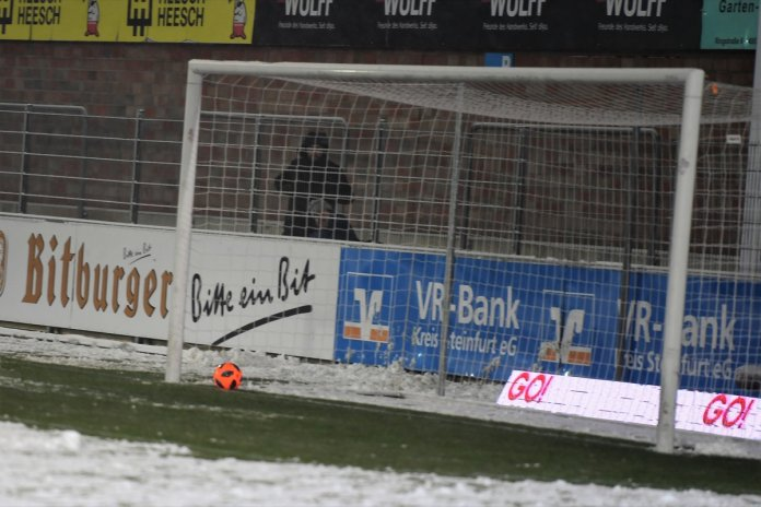 21. Spieltag 18/19: Sportfreunde Lotte - TSV 1860 München