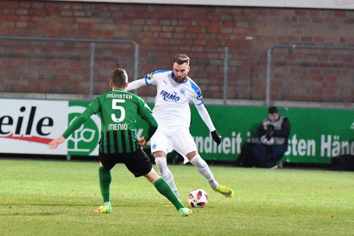 23. Spieltag 18/19: Sportfreunde Lotte - Preußen Münster