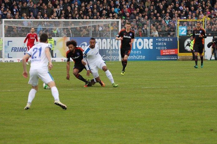 25. Spieltag; Sportfreunde Lotte – VfL Osnabrück
