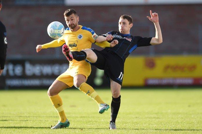 34. Spieltag; SC Paderborn – Sportfreunde Lotte