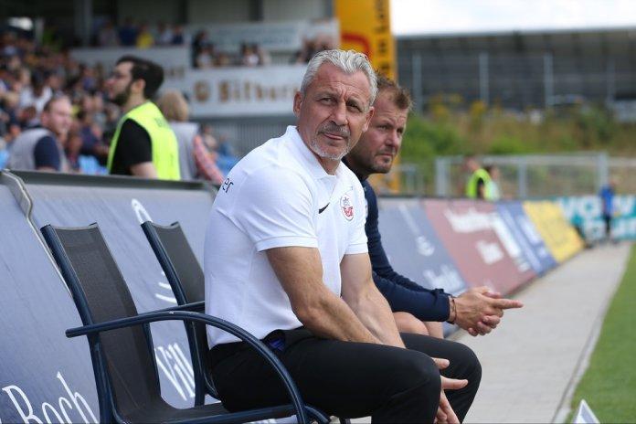 1. Spieltag 17/18: Sportfreunde Lotte - Hansa Rostock