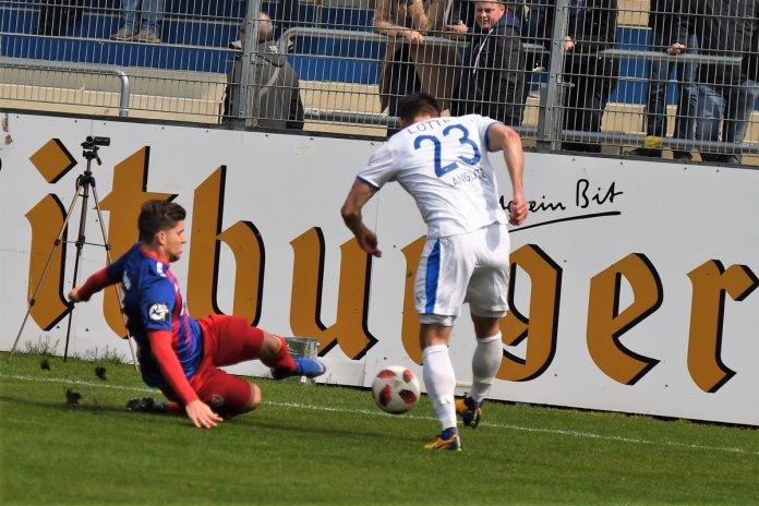 32. Spieltag 18/19: Sportfreunde Lotte - KFC Uerdingen 05